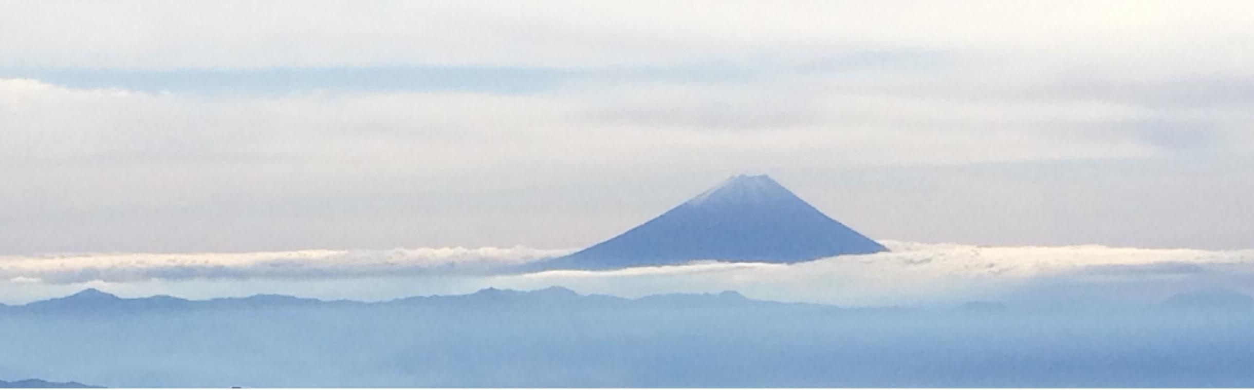 富士山に暮らす