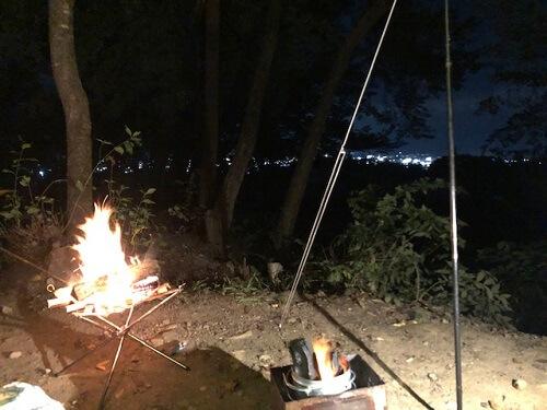 キャンプ 黒坂 場 オート
