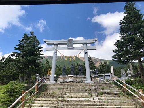 御嶽山遥拝所